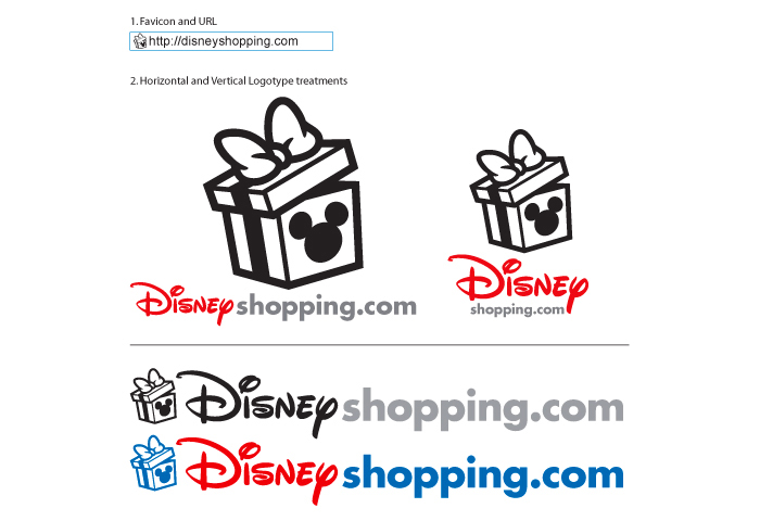 Disneyshopping.com Logos & Icons