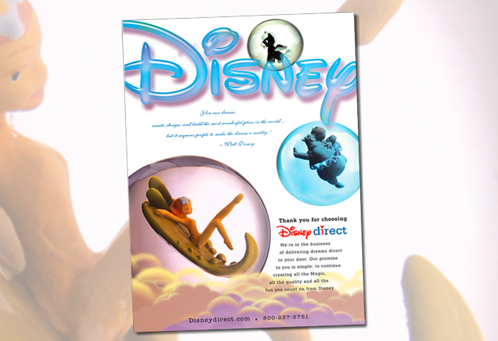 Disney Catalog Covers