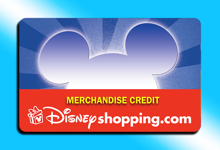 Disney Credit Card Designs