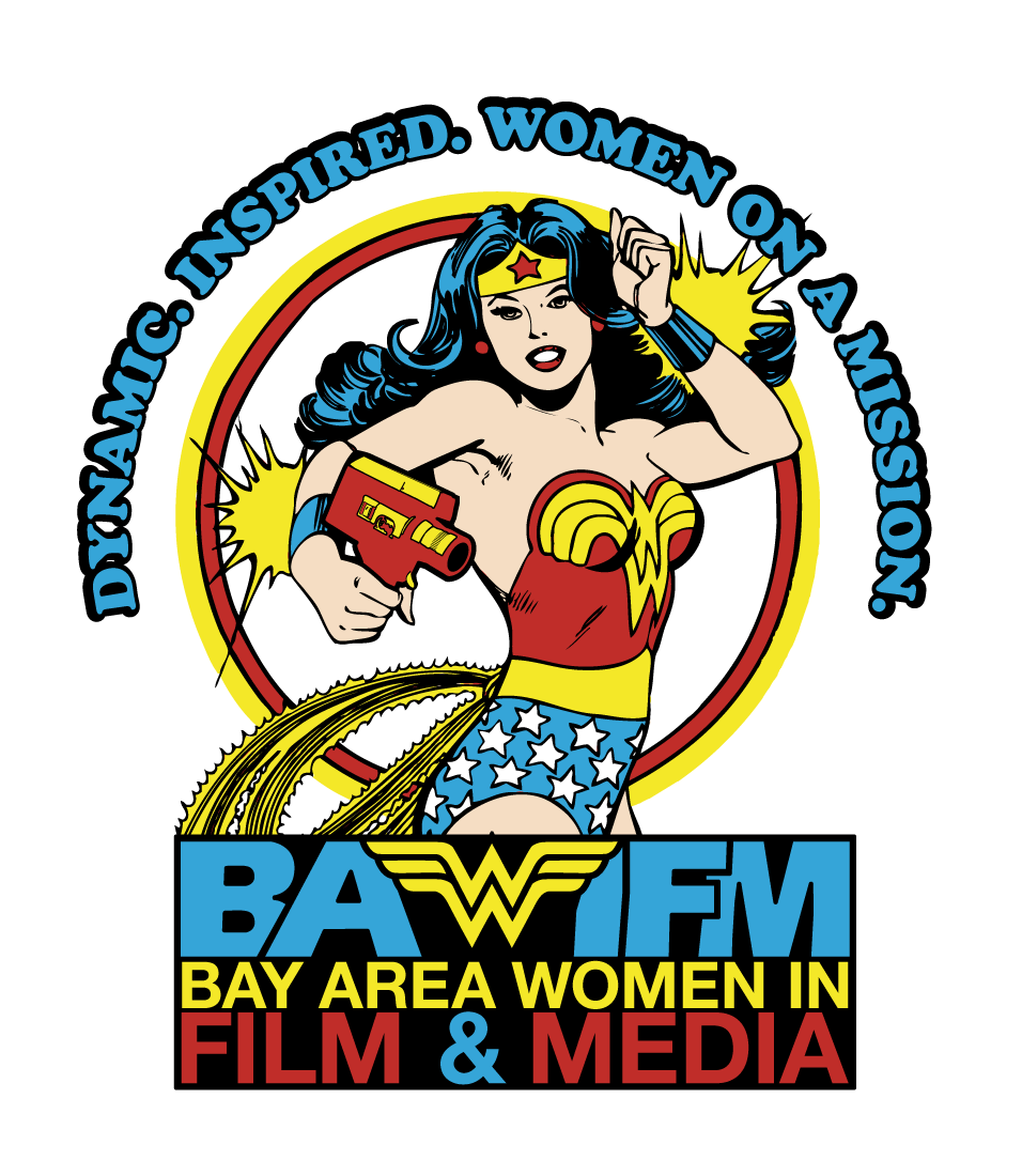 Bay Area Women in Film – Logo