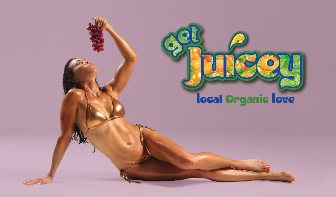 Get Juicy Logo and Print