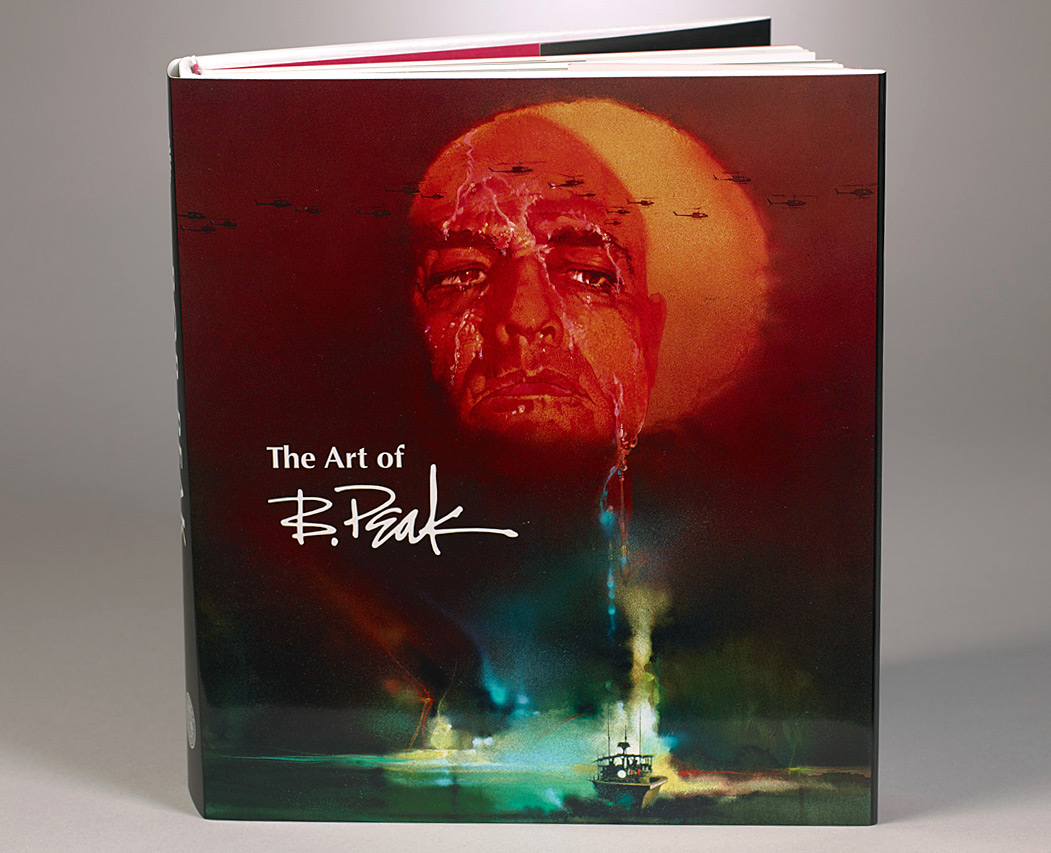 The Art of Bob Peak Book Covers